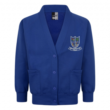 Binstead School Cardigan